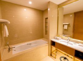 Zhenjiang Yinhong Business Boutique Hotel, Dantu (Xinfeng yakınında)