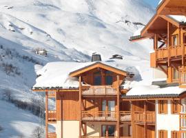 Le Chalet du Mont Vallon Spa Resort, Les Menuires