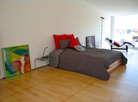 Artist's Loft zur Maloya, Ormalingen (Sissach yakınında)