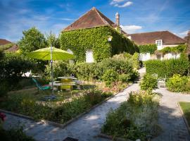 Aux Charmes de Maintenon, Maintenon (рядом с городом Houx)