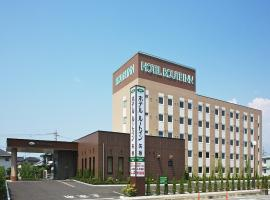 Hotel Route-inn Yaita, Yaita (Kami-ōnuki yakınında)