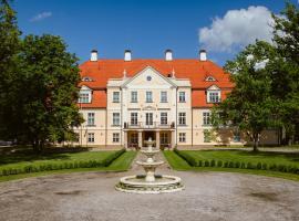 Malpils Manor, Mālpils (Near Ogre Municipality)
