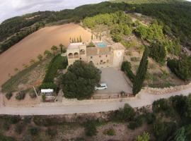 Mas la Planella Masia de Turismo Rural, Prenafeta (рядом с городом Sarreal)