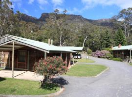Halls Gap Log Cabins, Halls Gap