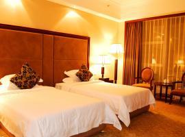Thankyou Express Hotel Binzhou Bohai 5th Road Branch, Binzhou (Lijin yakınında)