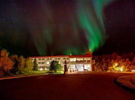 Hotel Kjarnalundur, Akureyri