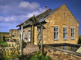 Old Repeater Station, Grindon