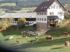 Apartment Sattelbauer, Birkfeld (Miesenbach yakınında)