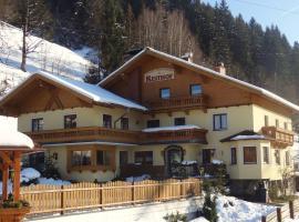 Pension Appartements Reithof, Sankt Johann im Pongau (Grub yakınında)