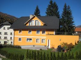 Ferienwohnung Mohr, Sankt Michael im Lungau (Schellgaden yakınında)