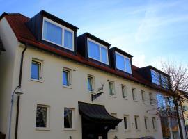 Hotel am Hirschgarten, Filderstadt (Bernhausen yakınında)