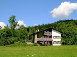 Landhaus Wildfeuer, Kirchdorf im Wald (Rinchnach yakınında)