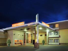 Stonebridge Hotel Grande Prairie, Grande Prairie (Clairmont yakınında)