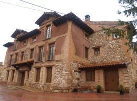 Casa Rural El Cuartel, Tierzo (Castilnuevo yakınında)