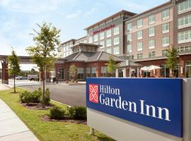 Hilton Garden Inn Boston Logan Airport, Boston (in de buurt van Revere)