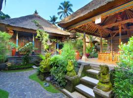 De Umah Bali Eco Tradi Home, Bangli (рядом с городом Bungbungan)