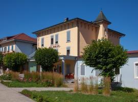 Hôtel Beau Site, Malbuisson (рядом с городом Saint-Point-Lac)