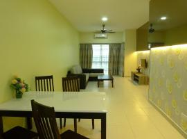 Sekinchan Holiday Apartment Homestay