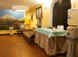 Hosteria El Troje, Riobamba (Alao yakınında)
