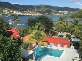 Most Booked Hotels In Charlotte Amalie The Past Month