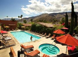 Los Arboles Hotel, Palm Springs
