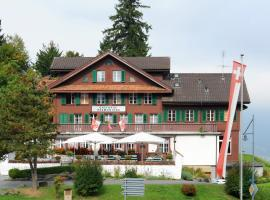 Gasthaus Paxmontana, Flüeli