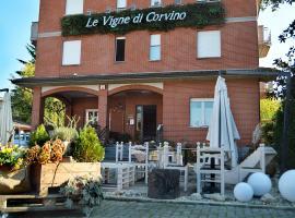 Hotel Le Vigne di Corvino, Casteggio (Montebello della Battaglia yakınında)