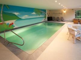 Luxurious Villa 't Kasteelhof, Veulen (Horpmaal yakınında)