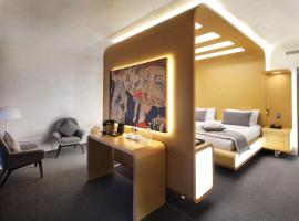 StandArt Hotel Moscow. A Member of Design Hotels