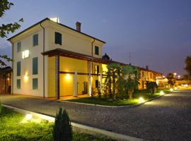 Hotel Gabarda, Carpi