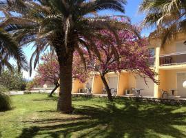 Hotel Restaurant La Garenne, Tresserre (рядом с городом Баньюльс-дель-Аспр)