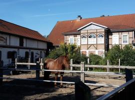 Ferienhof Hanum, Hanum (Drebenstedt yakınında)
