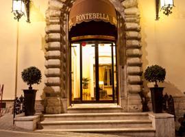 Hotel Fontebella, Assisi