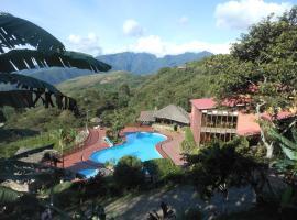 Hotel Viejo Molino Coroico, Coroico (Chulumani yakınında)