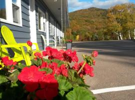 Cornerstone Motel, Chéticamp (nära Pleasant Bay)