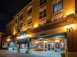 Hampton Inn at Tin Lizzie Gaming Resort