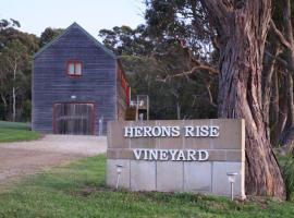 Herons Rise Vineyard Accommodation, Kettering