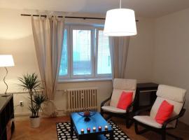 Apartment MM Vyšehrad