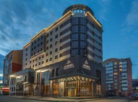 Hotel Asia, Abakan