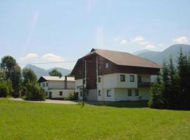 Appartements Amrusch, Sankt Jakob im Rosental (Frießnitz yakınında)