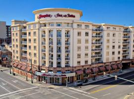 Hampton Inn Suites Memphis Beale Street