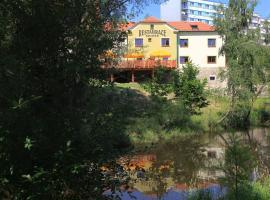 Guest House Splávek, Strakonice (Skály yakınında)
