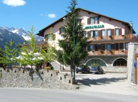 Hotel Ristorante Miravalle, Teglio