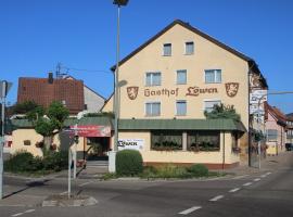 Hotel-Restaurant Löwen, Süßen