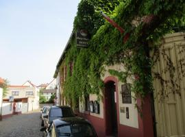 Hotel Burg-Stuben, Mainz (Ginsheim-Gustavsburg yakınında)