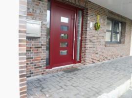 Gästezimmer Haus Tulpenstraße, Elsfleth (Berne yakınında)