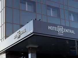 Hotel Centralny Barnaul, Barnaul