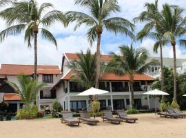 班蘇梅島海灘酒店