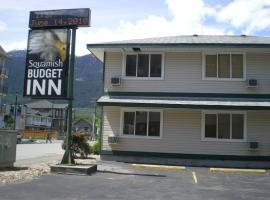 Squamish Budget Inn, Squamish
