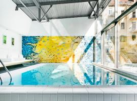 Augarten Art Hotel, Graz
